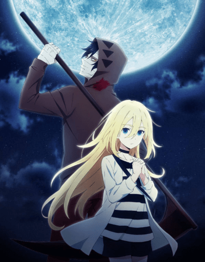 Angels of Death Anime of the Year