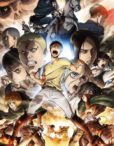 Attack on Titan S2 Anime of the Year