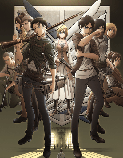 Attack on Titan S3 Anime of the Year