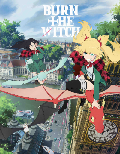 Burn the Witch Anime Movie of the Year