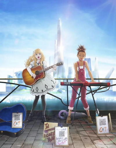 Carole & Tuesday Best in Sceneries and Visuals