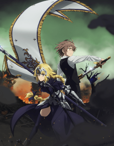 Fate/Apocrypha Anime of the Year