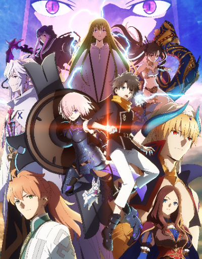 Fate/Grand Order: Absolute Demonic Front - Babylonia Action or Adventure Anime of the Year