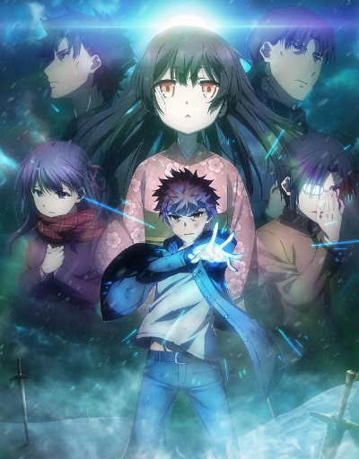 Fate/kaleid liner Prisma Illya: Oath Under Snow Anime Movie of the Year