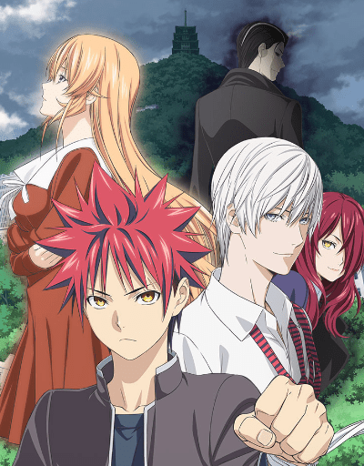 Food Wars! The Third Plate Anime of the Year