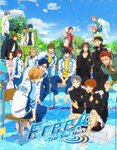 Free! - Take your Marks Anime Movie of the Year