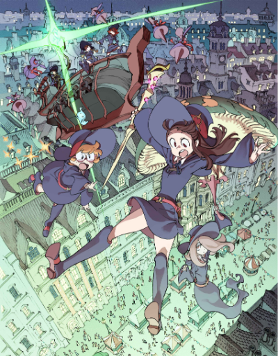 Little Witch Academia (TV) Anime of the Year
