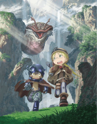 Made in Abyss Anime of the Year