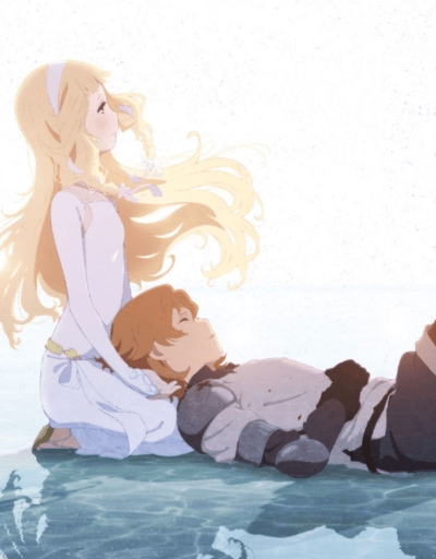 Maquia: When the Promised Flower Blooms Anime Movie of the Year