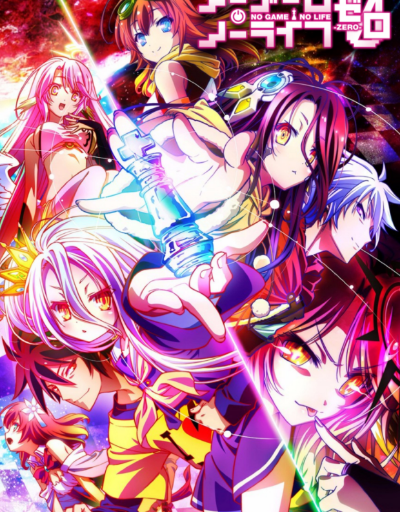 No Game No Life: Zero Anime Movie of the Year