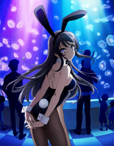 Rascal Does Not Dream of Bunny Girl Senpai Anime of the Year