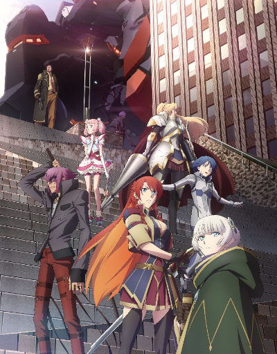 RE:Creators Anime of the Year