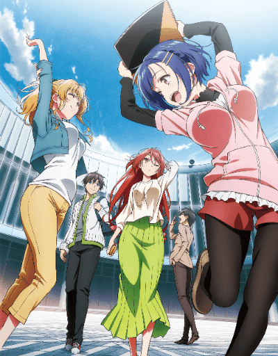 Remake our Life! Anime of the Year