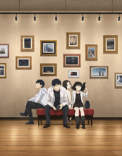Sing 'Yesterday' for Me Anime of the Year