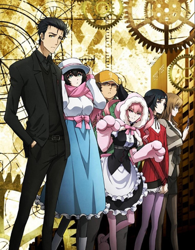 Steins;Gate 0 Mystery or Psychological Anime of the Year