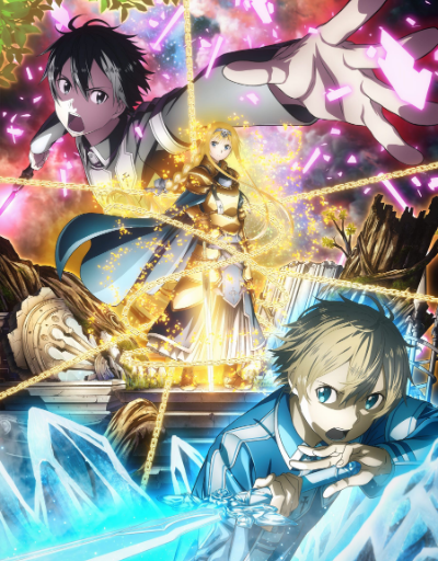 Sword Art Online: Alicization Anime of the Year