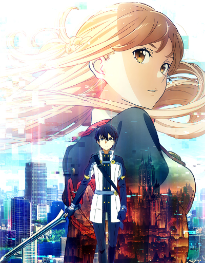 Sword Art Online: Ordinal Scale Anime Movie of the Year
