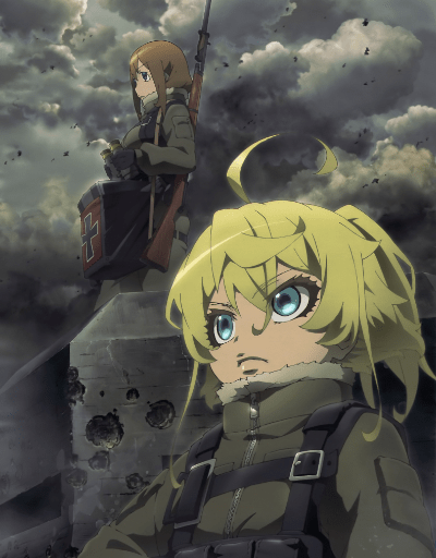 The Saga of Tanya the Evil Anime of the Year