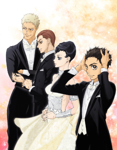 Welcome to the Ballroom Anime of the Year