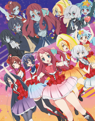 Zombie Land Saga Best Original Anime
