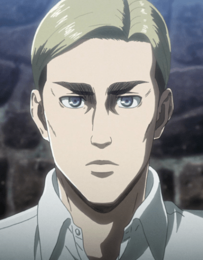 Erwin Smith Supporting Man of the Year