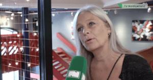Så kom TV-Nordsjælland lige forbi…