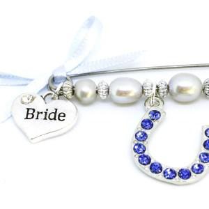 Bridal Pins Silver