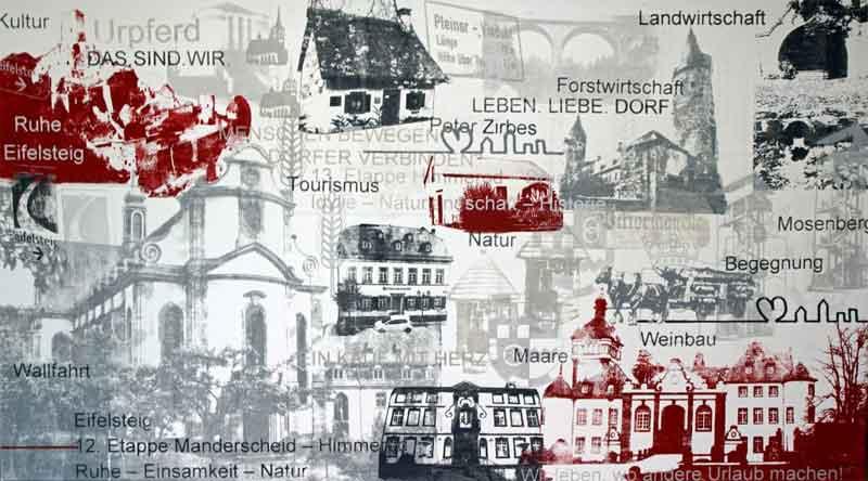 Siebdruck Verbandsgemeinde Wittlich-Land