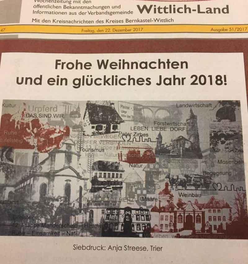 Verbandsgemeinde Wochenspiegel