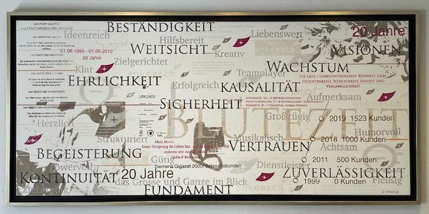 Anke Esch 180 x 80 cm