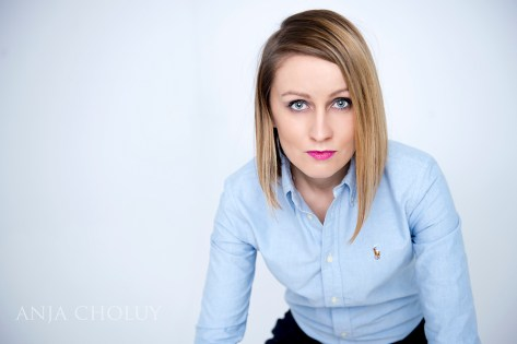 anja choluy business woman photo