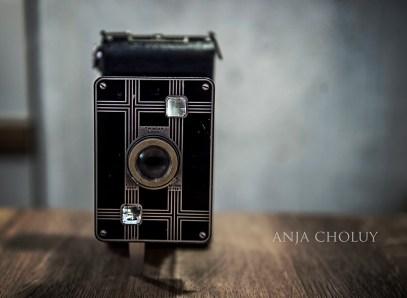anja choluy produkt kodak vintage camera