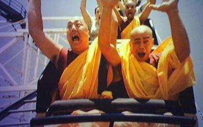 At leve i en verden bestående af zen buddhistiske supermodeller
