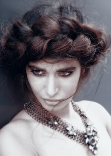 Model Marieh - Maria | Photo: Anja Kieselbach | H&M Anja Kieselbach | Bearbeitung Conny Uhlhorn