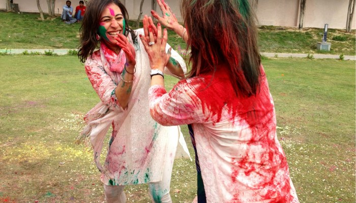 Holi, The Indian Festival Of Colors