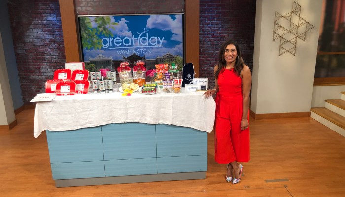 Back To School Product Recommendations – Great Day Washington TV Segment
