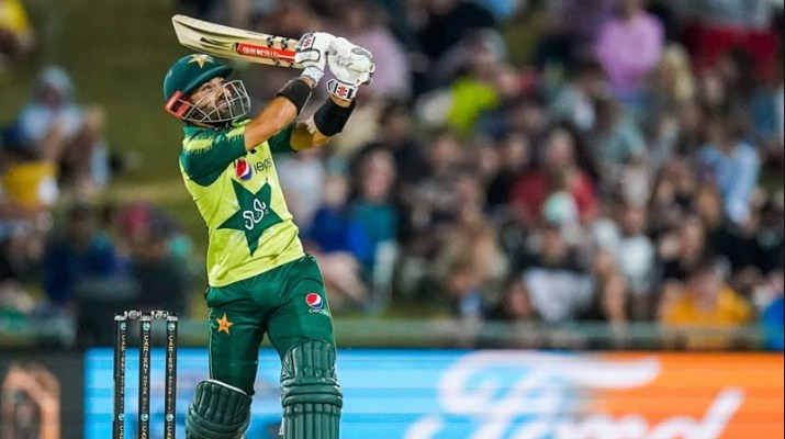 Pakistan defeated New Zealand in the last T20