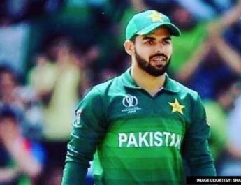 Shadab Khan Fit will lead the team in the first T20