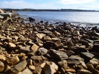 Miniature rocky coast