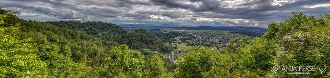 Panorama from Stari grad