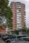 Apartments between Dvoŕakova and Kersnikova street.