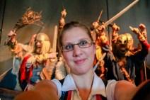 Viking Museum, Skavander, Norway