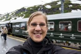 Flam Railway tour, Norway