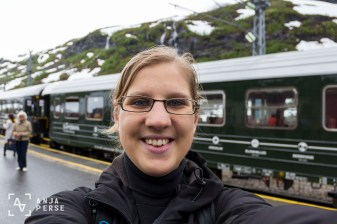 Flam Railway tour, Norway