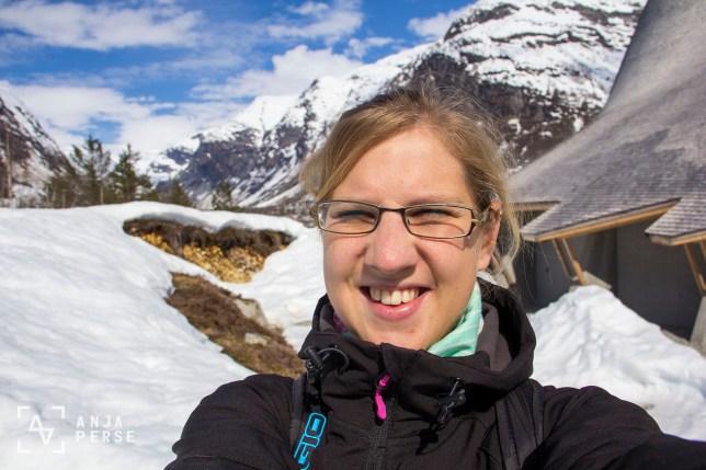 Nigardsbreen glacier center, Norway