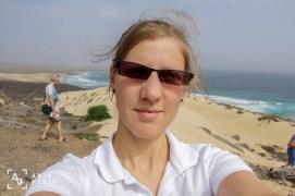 Sahara sand, Sao Vincente, Cape Verde