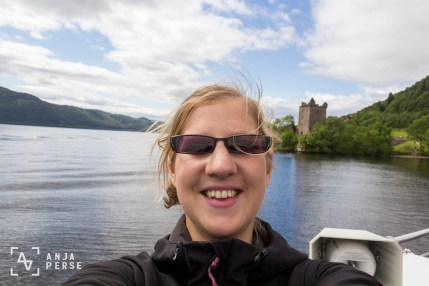 Lock Ness and Urquhart Castle, Scotland, United Kingdom