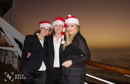 Photo team on Christmas Eve