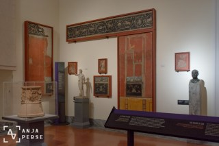 National Archaeological Muesum in Naples