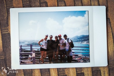 Let's take a photo of a photo! Polaroid time!